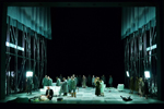 set design: Tristan und Isolde